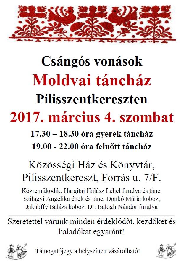 Moldvai Táncház