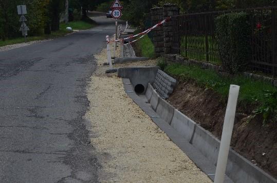Cserfa utca csap.víz elvezetés kép2